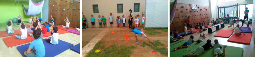 Summer Sports Camp Playgym